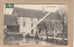 Dept 36 : ( Indre ) Chateauroux, Moulin De Bitray. - Chateauroux