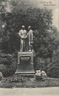 Ansichtskarte Köln Partie Am Adolf Kolping Denkmal 1906 - Koeln