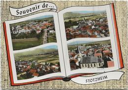 CPSM  Stotzheim  Edition Lapie N°Multivues - France