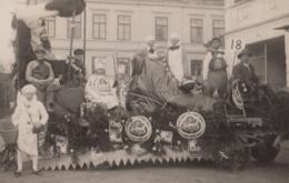 AK - NÖ - St. Veit An D. Triesting - Faschingsumzug - 1928 - Baden Bei Wien