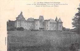 [24] Dordogne > Saint Aulaye St Privat Des Près  Château De La Meynardie* PRIX FIXE - France