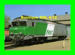 RU 0517 - Loco CC 72035 Au Dépôt - TOURS SAINT-PIERRE - Indre Et Loire - SNCF - Autres Communes