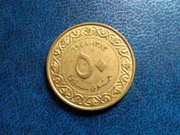 ALGERIE   50 Centimes   1964 - Algeria