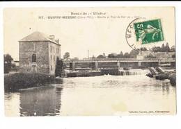 France 35 - Guipry Messac - Moulin Et Pont Du Port De Guipry  : Achat Immédiat - Francia