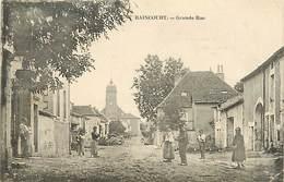 70 RAINCOURT - GRANDE RUE - Andere Gemeenten