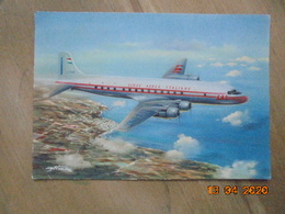 "LAI Linee Aeree Italiane. Quadrimotore ""Douglas DC 68"" - 1946-....: Modern Era"