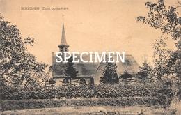 Zicht Op De Kerk - Bekegem - Ichtegem