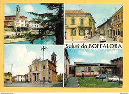 Boffalora (MI) - Viaggiata - Autres Villes