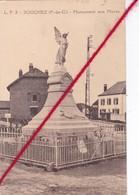 CP 62 - SOUCHEZ   - Monument Aux Morts - France