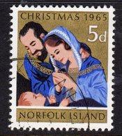 Norfolk Island 1965 Christmas, Used, SG 59 (BP2) - Isola Norfolk