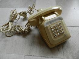 TELEPHONE S 63 CADRAN SOCOTEL CREME Fonctionne Avec Une Box Testé - Téléphonie
