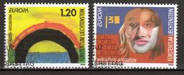 Liechtenstein Europa Cept 2006 Gestempeld Fine Used - 2006