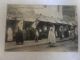 CPA MAROC - MOGADOR - 9 - Souk El Guezara (quartier Arabe) - Altri