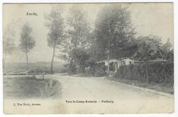X02 - Assche - Vers Le Camp Romain / Putberg - Asse