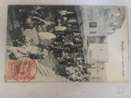 CPA MAROC - MOGADOR - The Vegetables Market - Maroc