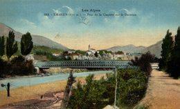 Embrun -Alpes - Pont De La Clapière Sur La Durance. Francia//France - Embrun