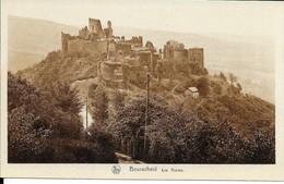 LUXEMBOURG -  BOURSCHEID - Les Ruines - Bourscheid