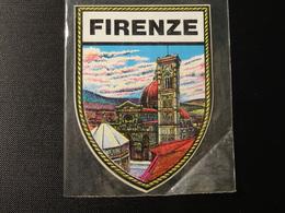 Blason écusson Adhésif Autocollant Firenze Florence Cathédrale Duomo  Wappen Aufkleber Coatarms Sticker Adesivo Adhesivo - Oggetti 'Ricordo Di'