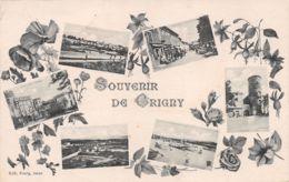 69-GRIGNY-N°T2556-B/0241 - Grigny