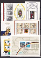BRD - 1975/90 - Block Sammlung - Postfrisch/Gest. - BRD