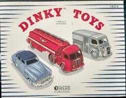 DINKY TOYS CATALOGUE 1954  EDITIONS   ATLAS REEDITION EN 2008 DU CATALOGUE DES ANNEES 1954  BONNE DOCUMENTATION - Andere Sammlungen
