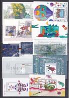BRD - 1997/01 - Block Sammlung - Postfrisch/Gest. - BRD