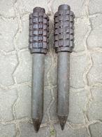 Lot 2x WW2 Russia POMZ Mine (Neutralisé) - Armes Neutralisées