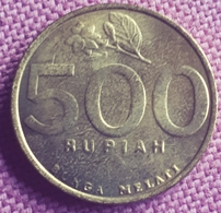 INDONESIË : 500 RUPIAH 2003 - Indonésie