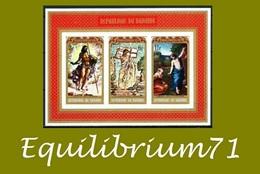 BL45A/46A** Pâques II / Pasen II / Ostern II / Easter II - BURUNDI - Burundi