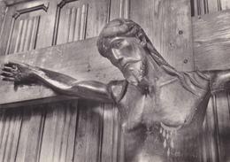 15,CANTAL,SAINT FLOUR,CATHEDRALE,CHRIST - Saint Flour