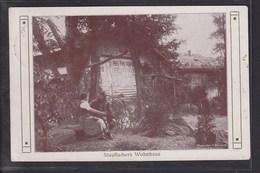B49 /    Volksschauspiel Oetigheim B. Offenburg 1914 / Stauffachers Wohnhaus - Theater