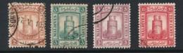 MALDIVES, 1909 Set Fine Used - Maldiven (...-1965)