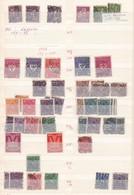 Deutsches Reich  - 1921/1922 - Sammlung  - Gest./Ungebr./Postfrisch - Deutschland