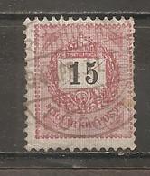 Hungría-Hungary Nº Yvert 30A (A) (usado) (o) - Hungría