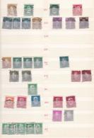 Deutsches Reich  - 1926/28 - Sammlung  - Gest. - Gebraucht