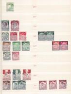 Deutsches Reich  - 1934/35 - Sammlung  - Gest. - Deutschland