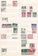 Deutsches Reich  - 1935/39 - Sammlung  - Gest./Postfrisch/Ungebr. - Deutschland