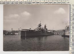 Schiffe, Krieg, Boat, Ship, War Ship, Military Incrociatore Cadorna Alla Banchina - Guerre
