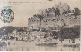 Chateau Et Village De Beynac   1905 - Sarlat La Caneda