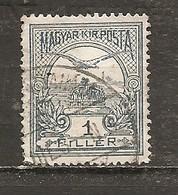 Hungría-Hungary Nº Yvert 89 (I) (usado) (o) - Hungría