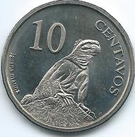 Ecuador / Galapagos Islands - 2008 - 10 Centavos - Ecuador