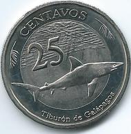 Ecuador / Galapagos Islands - 2008 - 25 Centavos - Ecuador