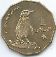 Ecuador / Galapagos Islands - 2008 - 1 Dólar - Ecuador