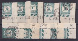 D133 / TAXE / LOT N° 60 OBL - Collections