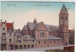 FRANKFURT HÖCHST A. M. Neue Kath. U. Bruderhaus - Frankfurt A. Main