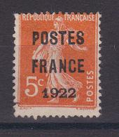 D133 / PREO / N° 36 SANS GOMME COTE 60€ - France