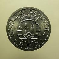 Portuguese India 60 Centavos 1958 - Portugal