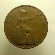 Great Britain 1 Penny 1919 KN - 1902-1971: Postviktorianische Münzen