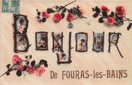 17-FOURAS LES BAINS-N°T2561-C/0063 - Fouras-les-Bains