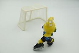 Smurfs Nr 40505#1 - *** - Stroumph - Smurf - Schleich - Peyo - Ice Hockey - Schtroumpfs